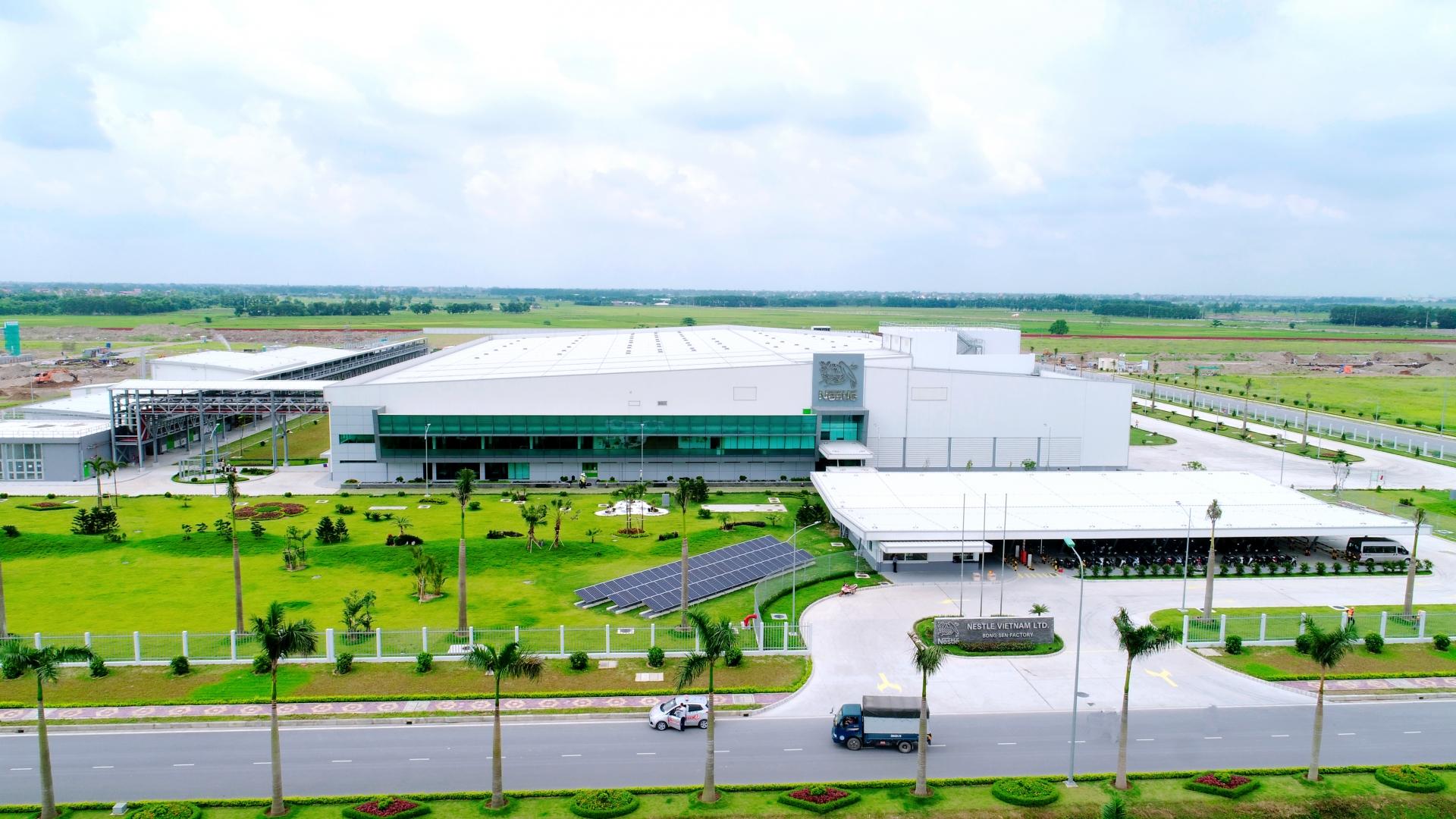 Nestlé Vietnam accelerates digital transformation to achieve sustainable development