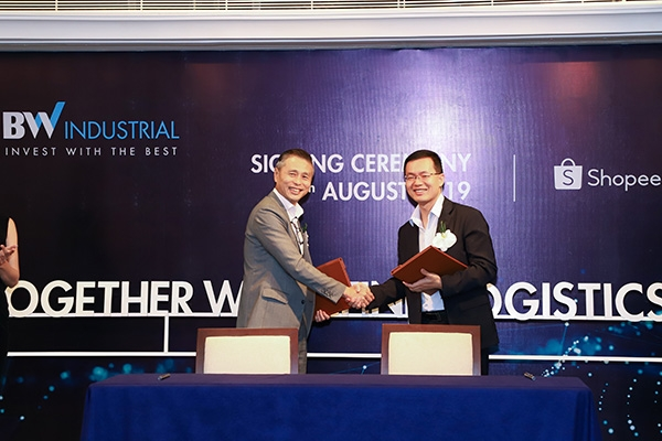 BW Industrial enters into strategic partnership with Shopee and BEST