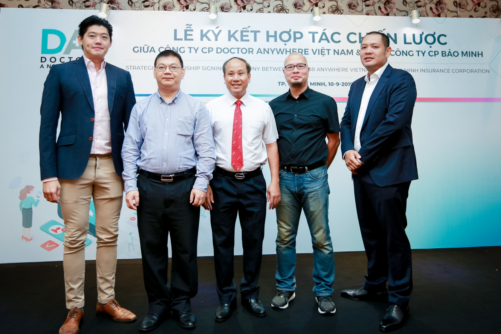 Doctor Anywhere ties up with Bao Minh Insurance to digitise healthcare