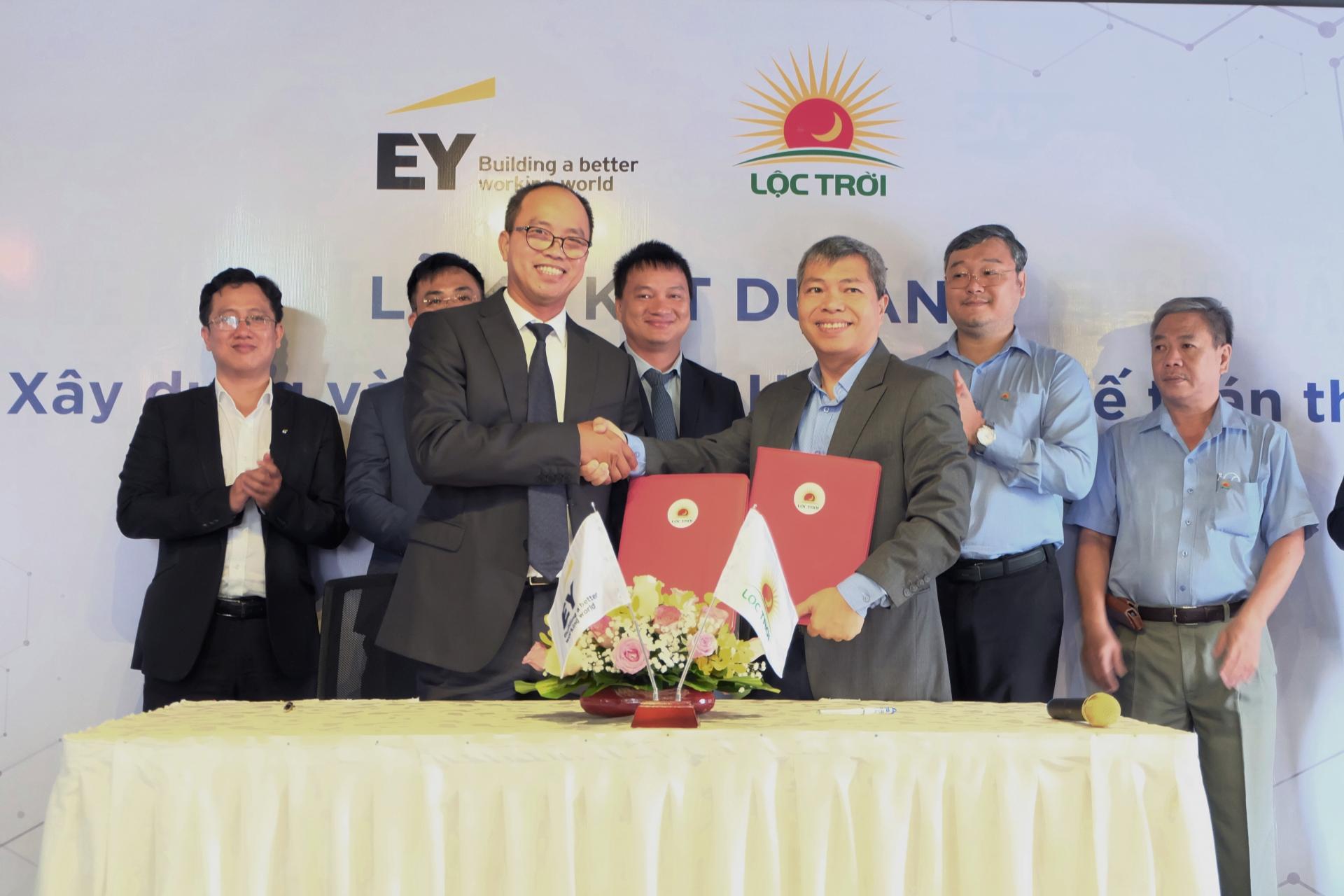 EY Vietnam collaborates with Loc Troi Group for IFRS adoption
