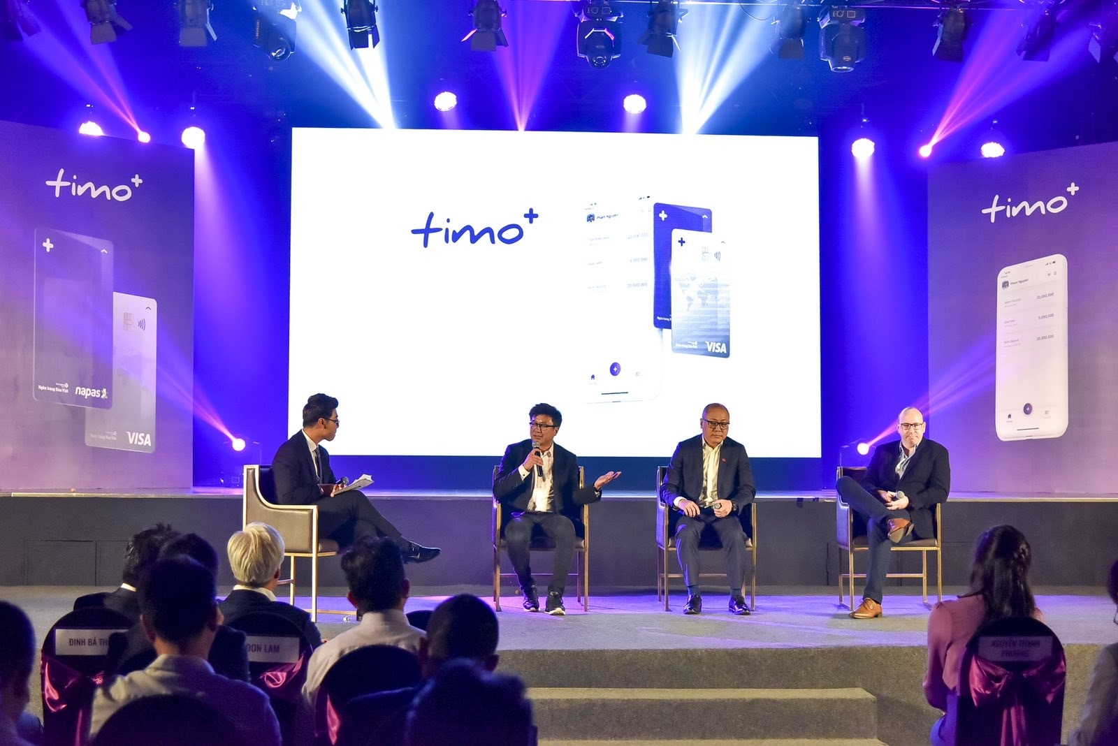 Timo Plus Digital Bank is officially launched in a strategic parnership with Viet Capital Bank