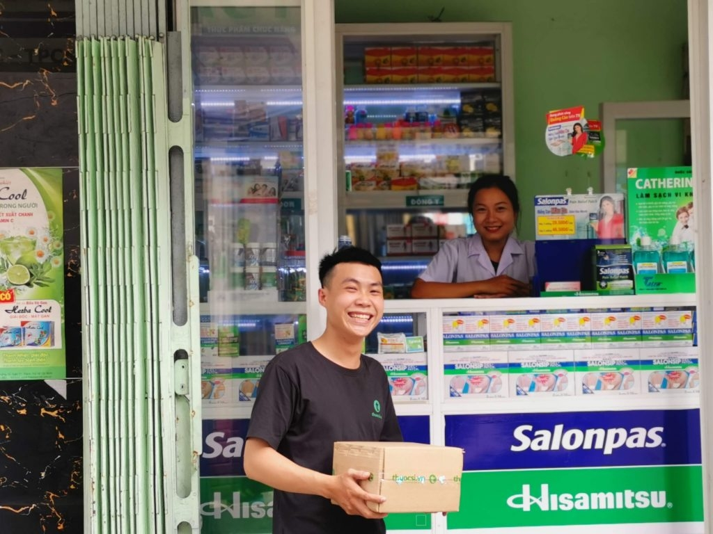 Online pharma marketplace Thuocsi.vn wraps up $8.8 million in series B funding