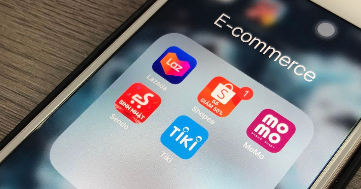 Foreign e-commerce platforms surpass local rivals in e-commerce ranking