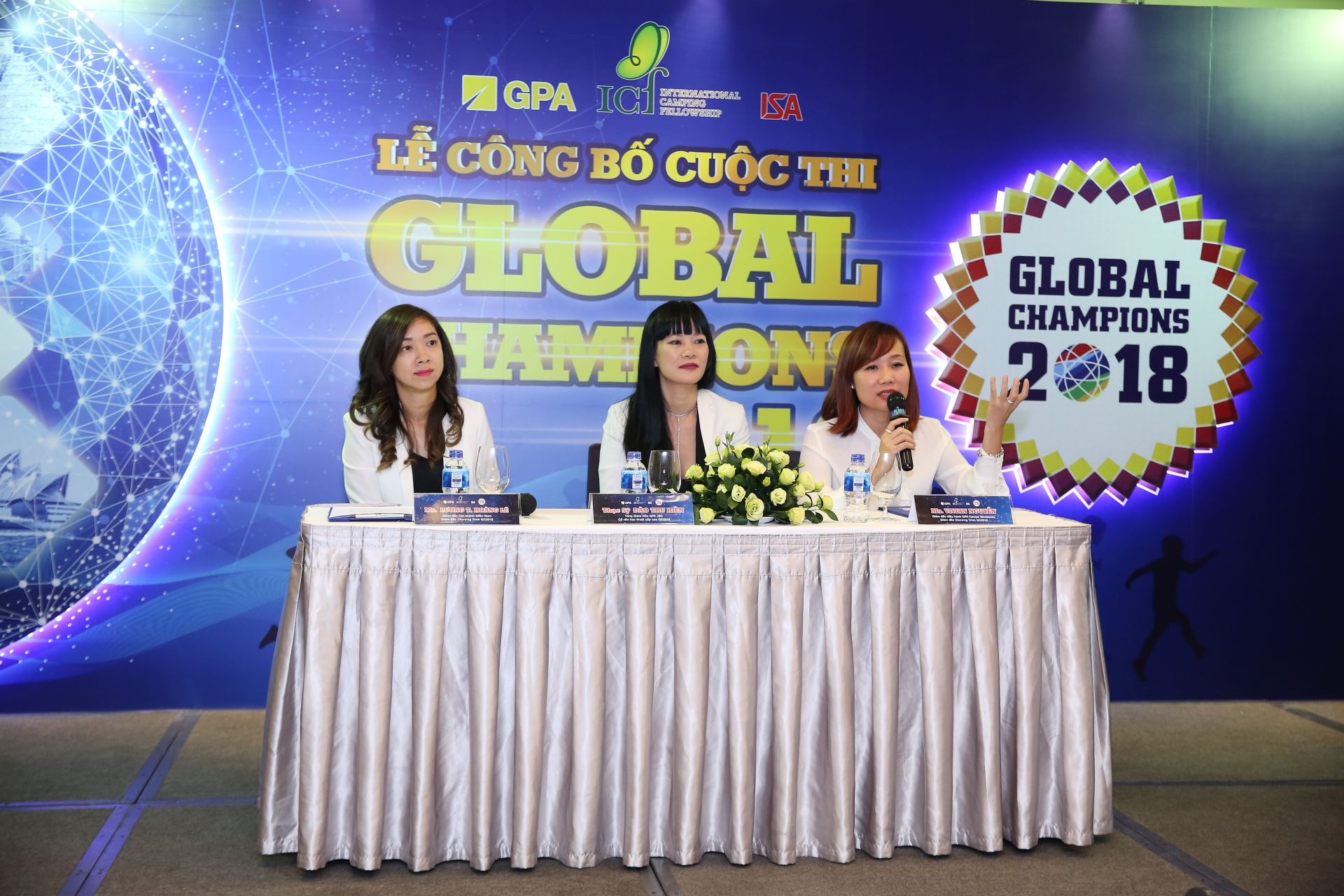Global Champions 2018 opens for young English language learners