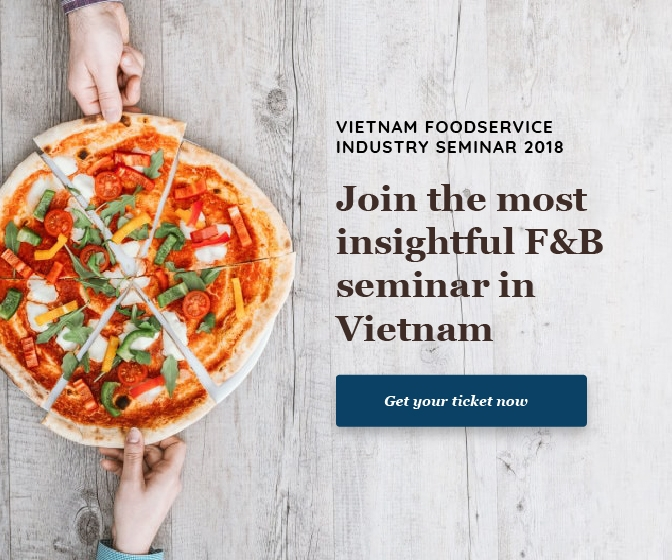 Annual Vietnam Foodservice Industry Seminar on horizon