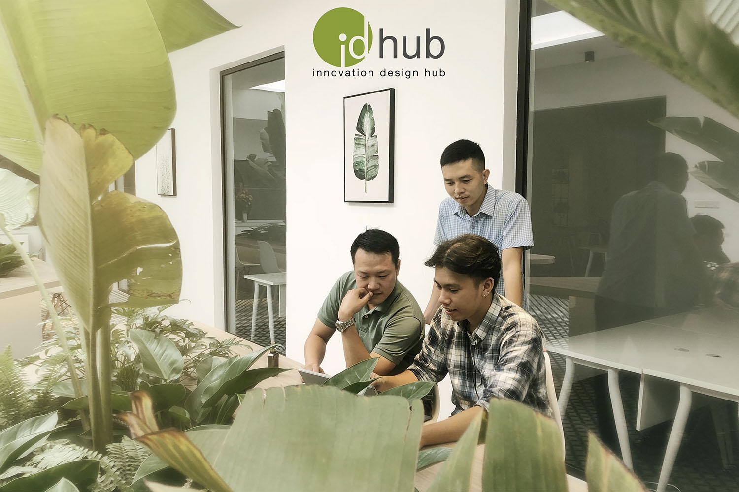 IDhub co-working space opens exclusively for designer community