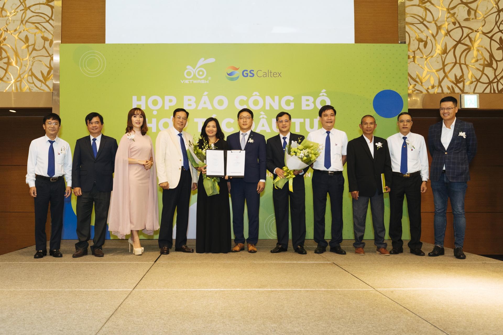 South Korea's GS Caltex pours $1.7 million into car wash chain operator Vietwash