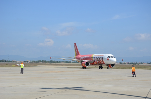 Vietjet proposes to finance adjustment of Tuy Hoa Airport