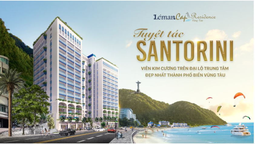 Léman Cap Residence welcomes investment trend in Vung Tau city