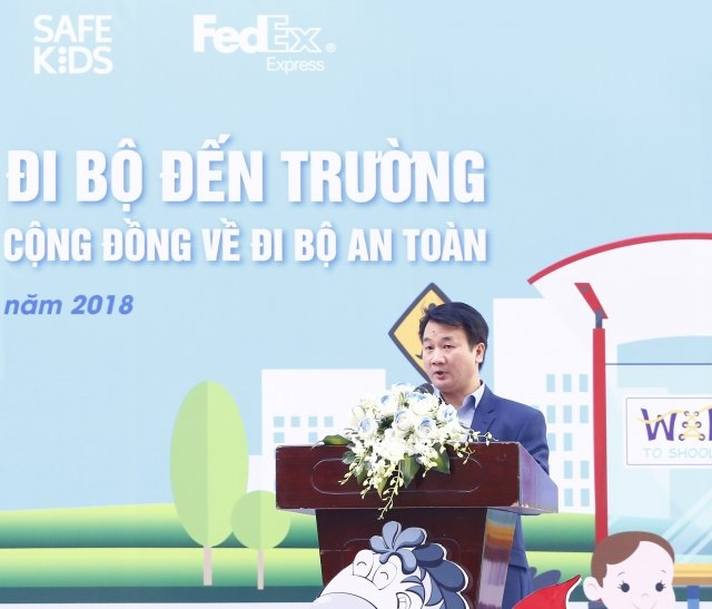 FedEx joins hands with Safe Kids to promote child pedestrian safety