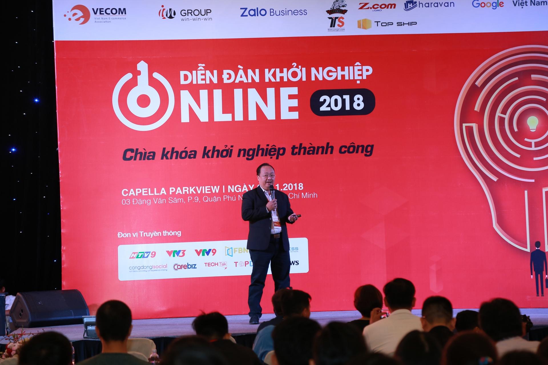 Vietnamese startups encouraged to embrace failure
