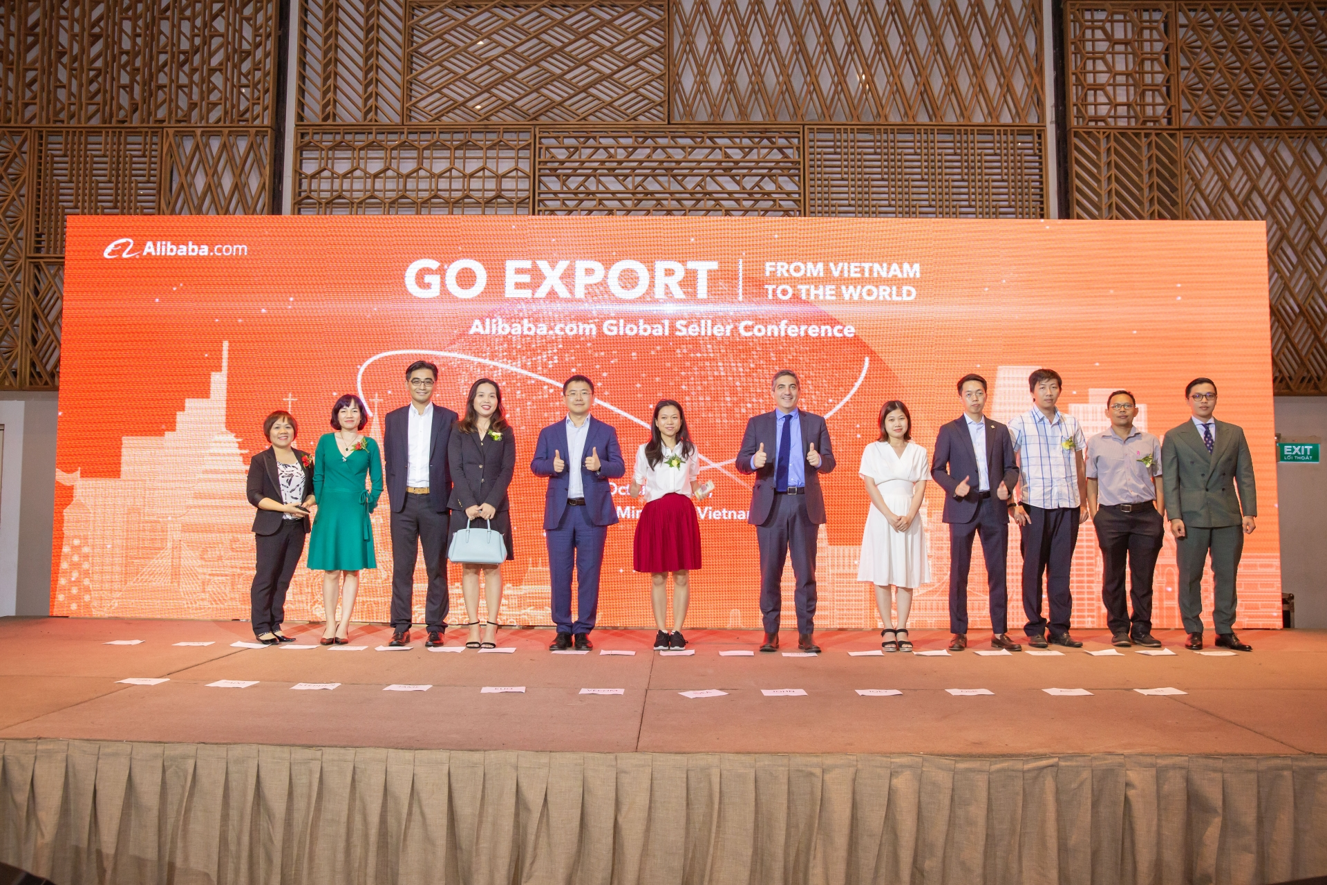Alibaba.com gives wing to Vietnamese SMEs to go global
