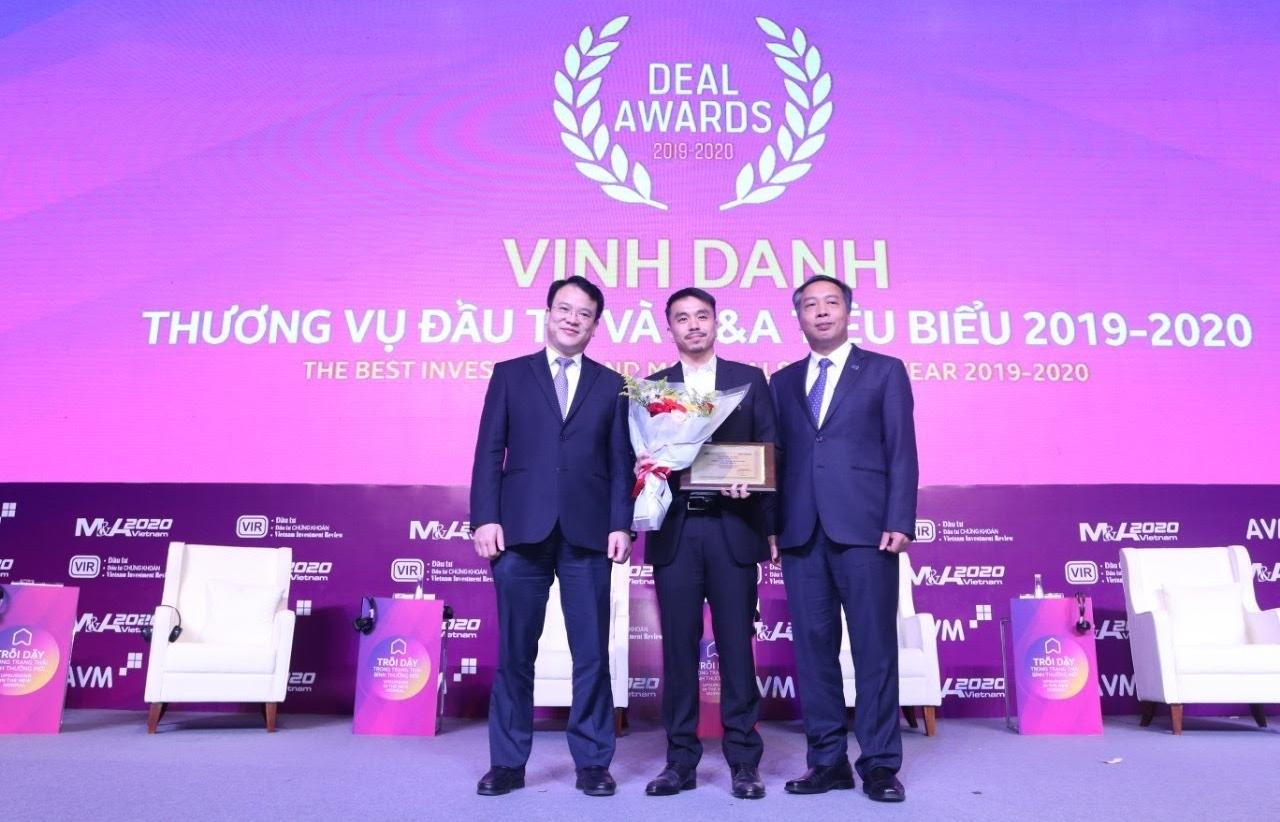 Masan Group receives best M&A deals of 2019-2020 award