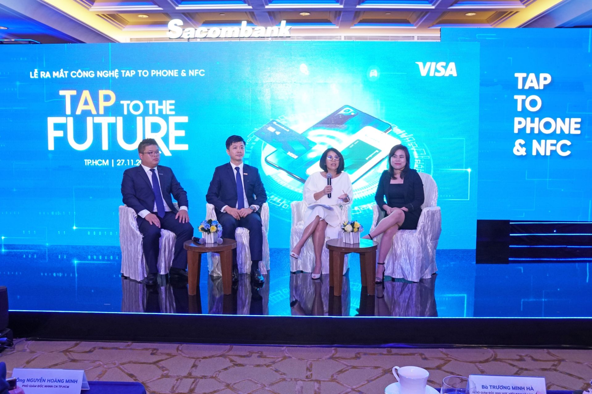 World's first launch of Visa Tap to Phone with Rapid Seller Onboarding