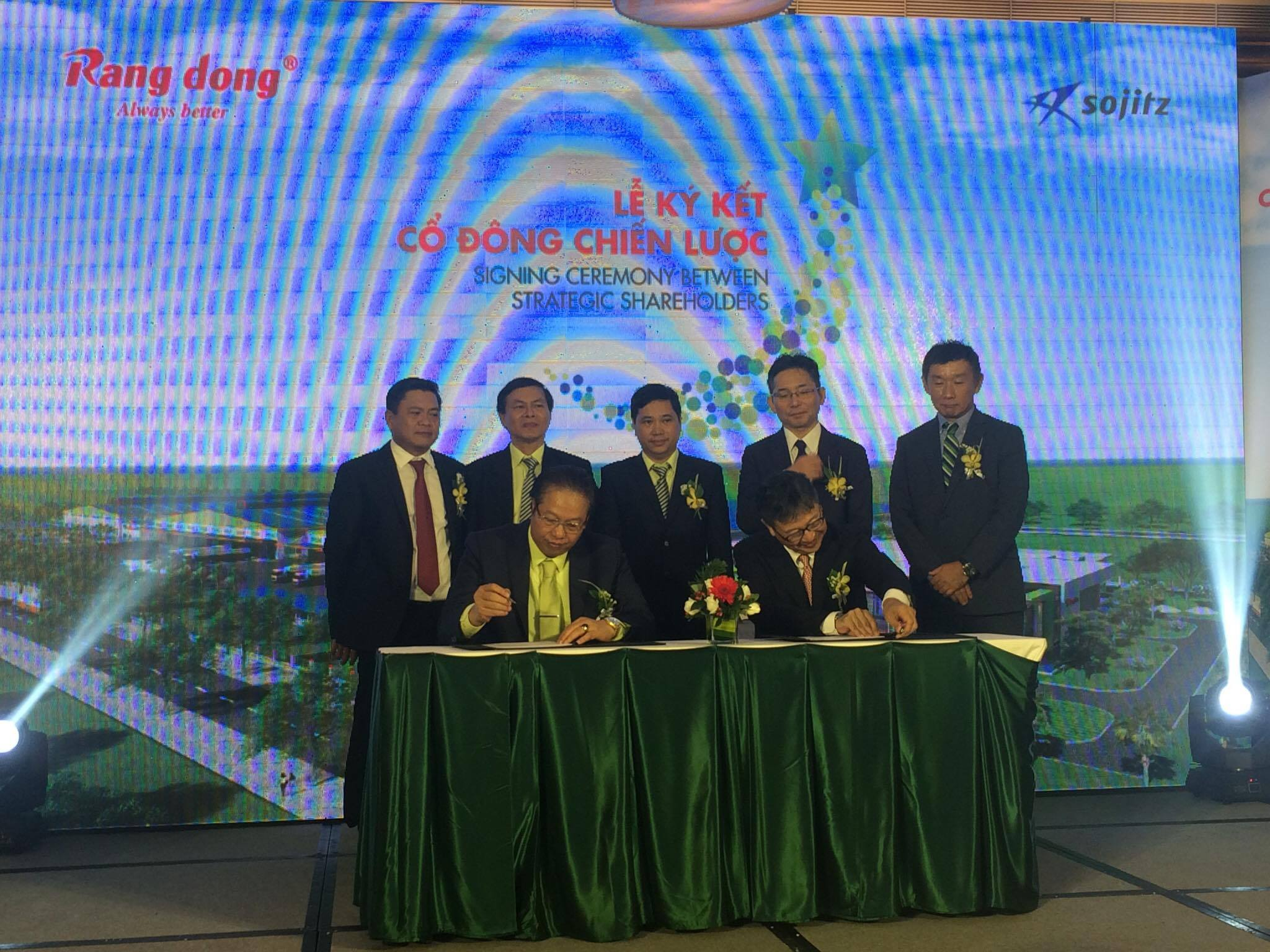 Japanese Sojitz Planet forms $32-million venture with Rang Dong Plastics