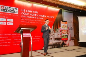 Dcorp R-Keeper Vietnam takes the helm of F&B innovation