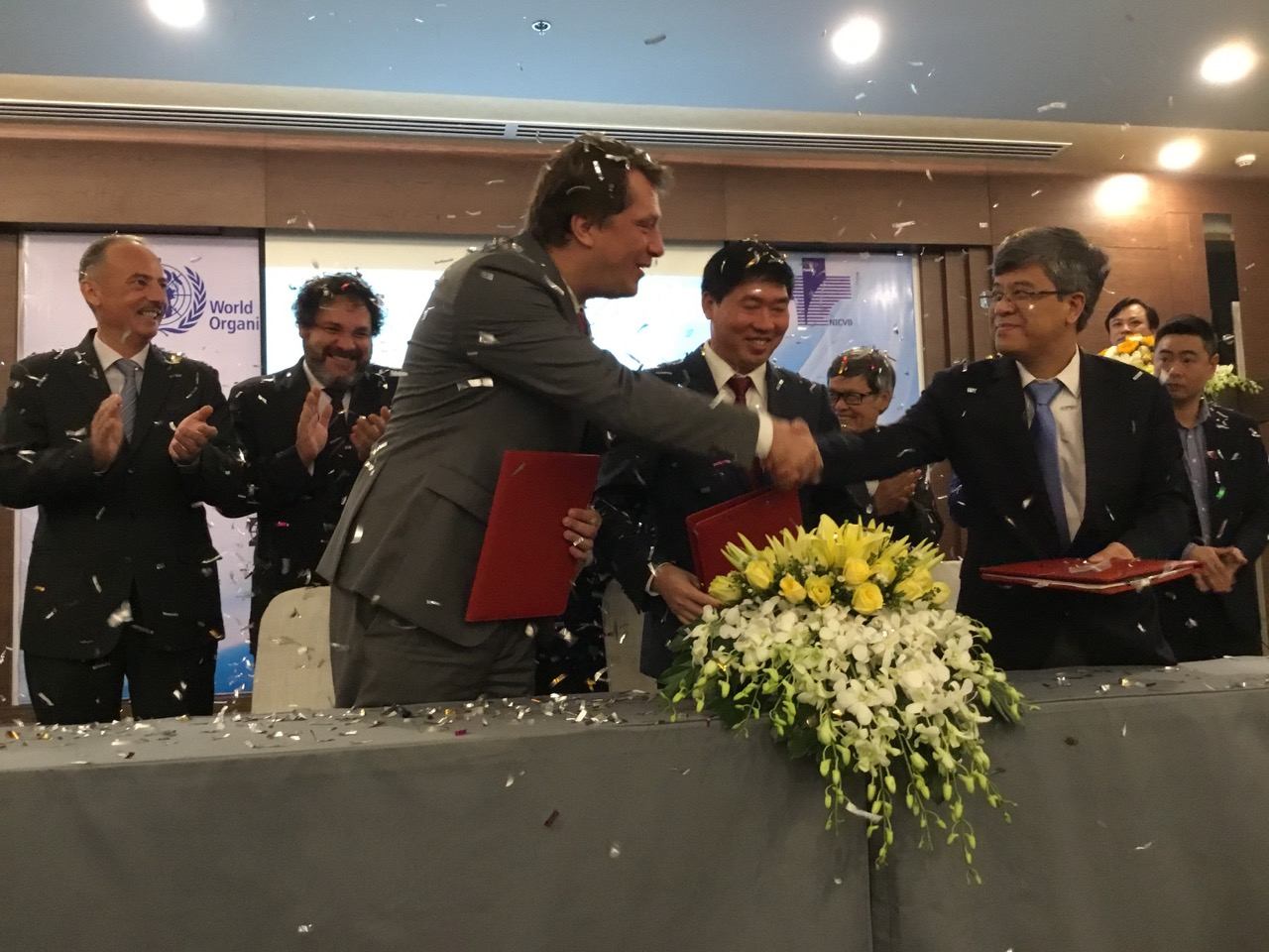 Zuellig Pharma Vietnam signs co-operation on national vaccine project