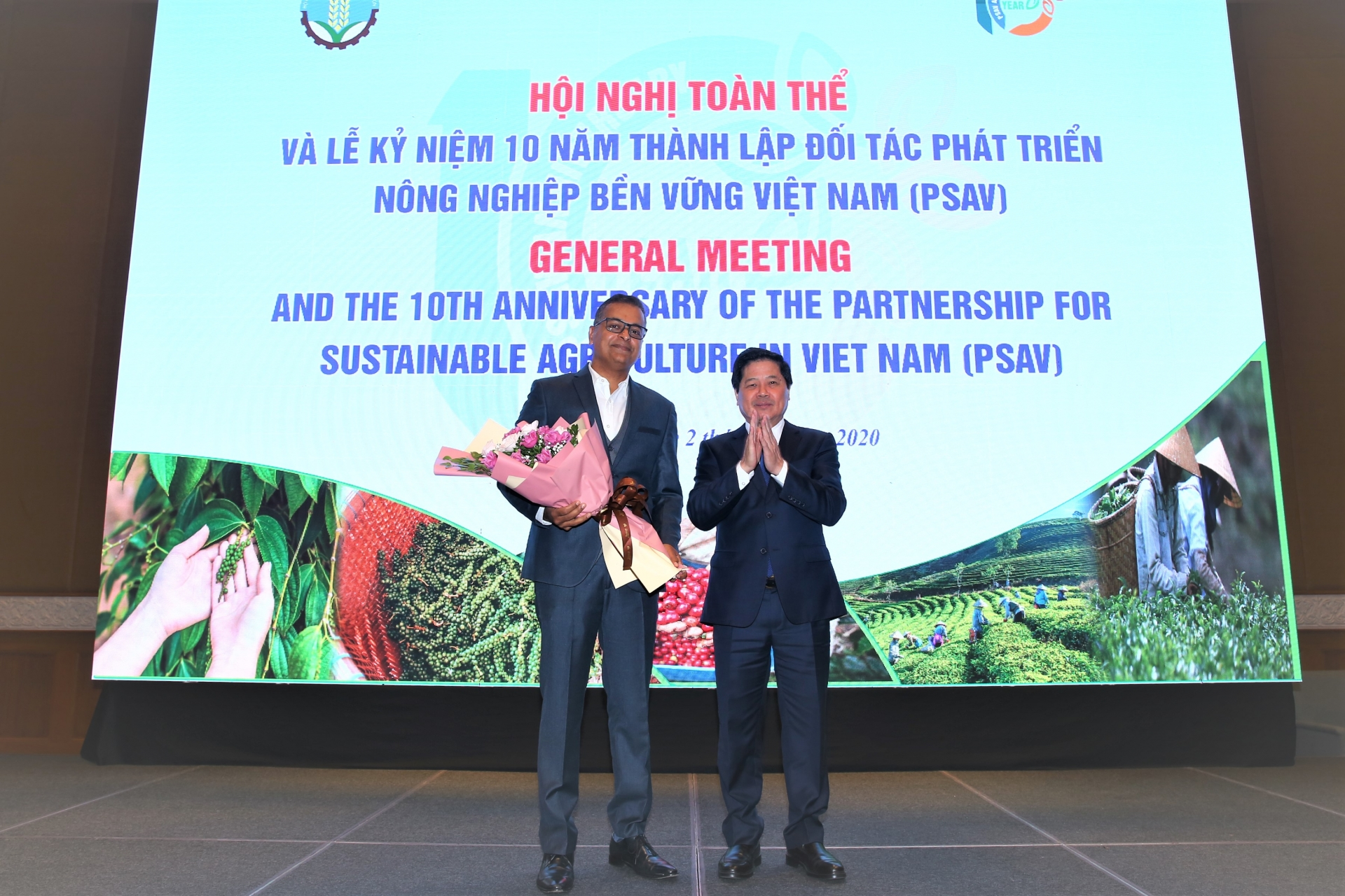 effective partnership to enhance position of vietnamese agricultural products