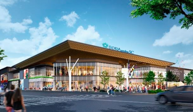 Japanese developer Tokyu to develop a shopping mall in Binh Duong