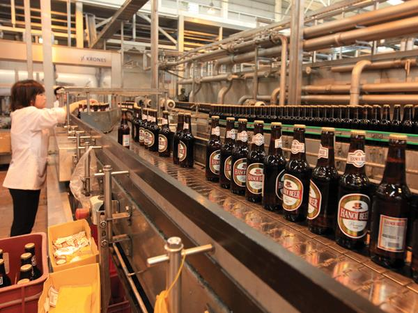 tax burdens to raise beer prices