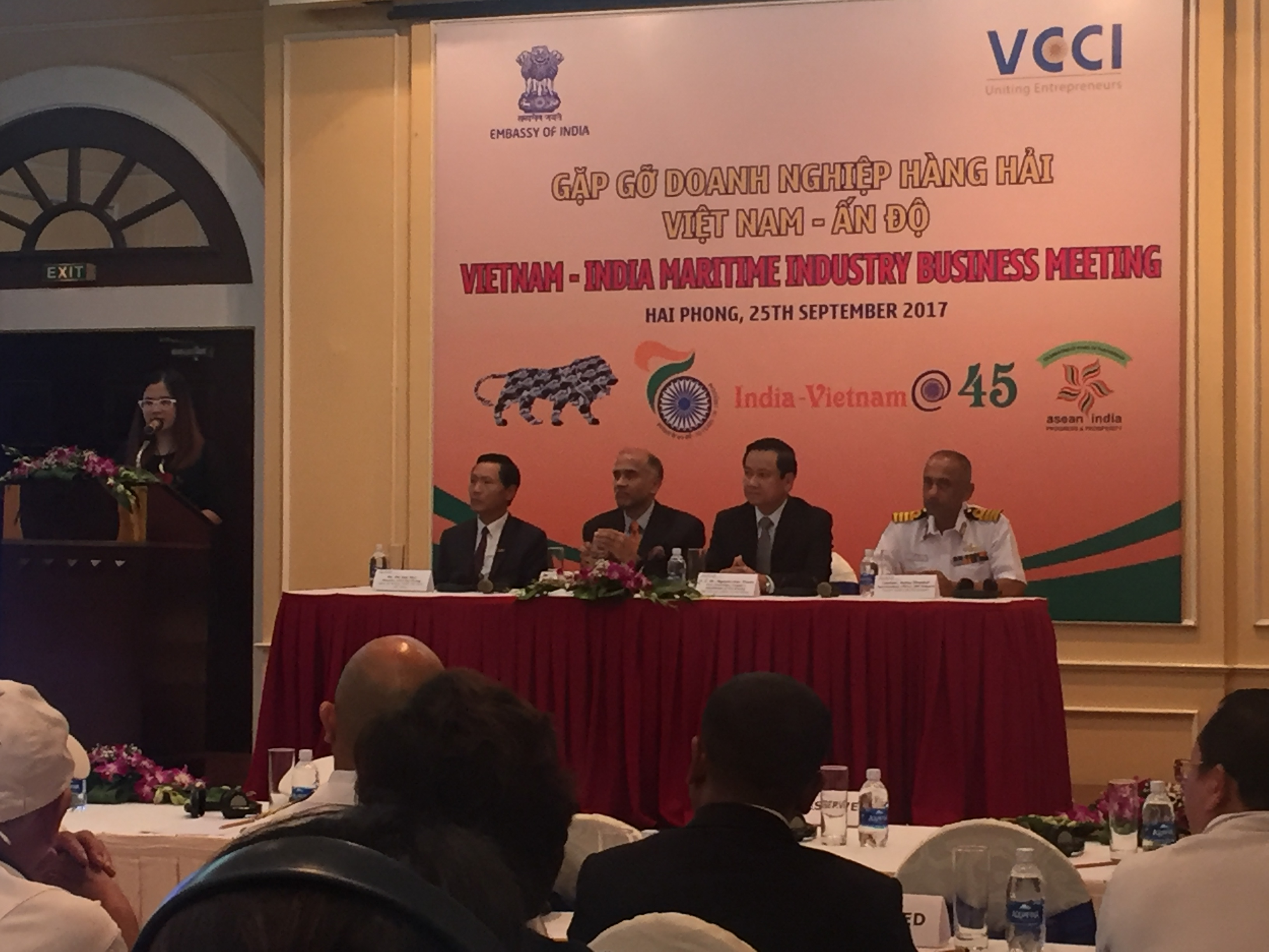 vietnam and india step up cooperation in shipbuilding
