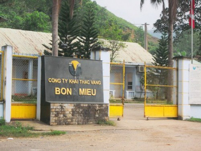 besra banished from bong mieu gold mine