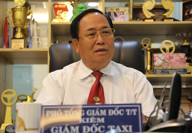 major vietnamese taxi company to sue ride hailing companies for unfair competition
