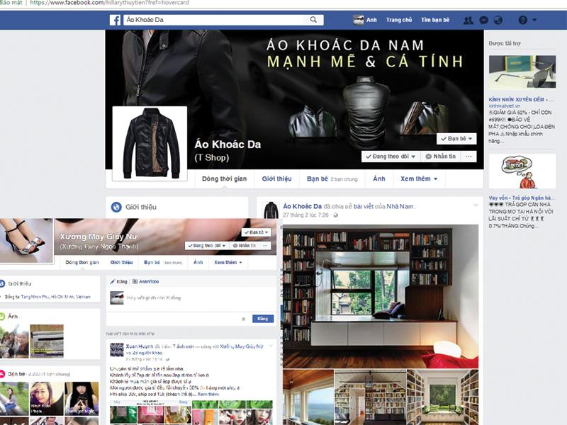 ho chi minh city tries to tax facebook sellers