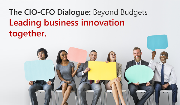 cio cfo should cooperate to push business innovation