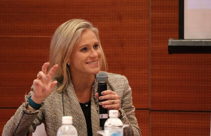 SAP appointed new chairwoman