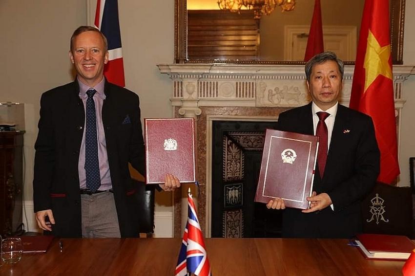 ukvfta boost vietnam and uk bilateral trade