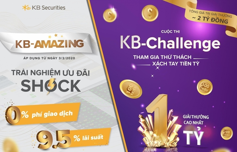 KBSV launches KB-Amazing and KB-Challenge contest