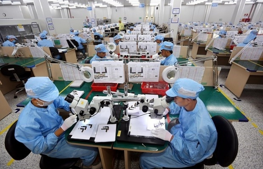 Vietnam's GDP growth rate may expand at 5.8 per cent
