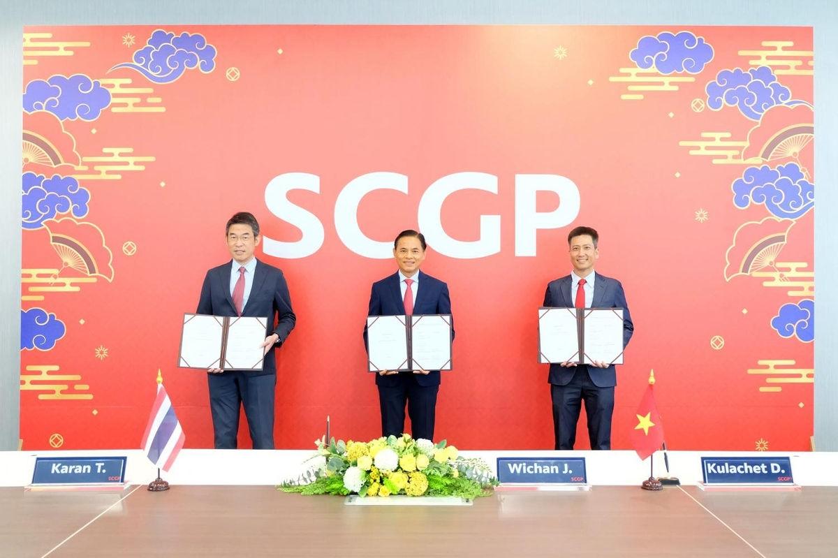 Thailand-based SCG sets Vietnam as backup packaging market