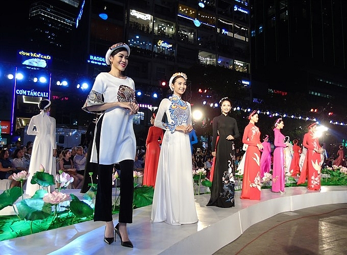 ao dai festival to feature 3000 performers