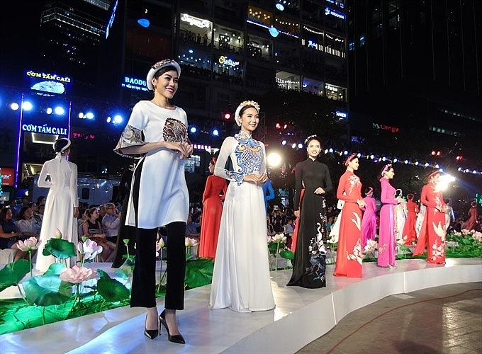 Ao Dai Festival to feature 3,000 performers