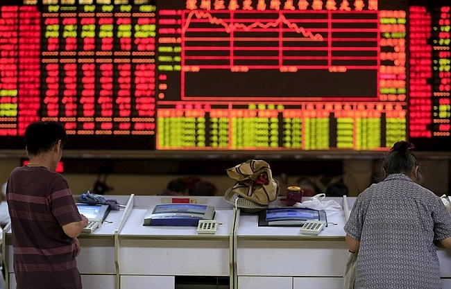 Asian stock markets pushed down without deal at US-DPRK Summit