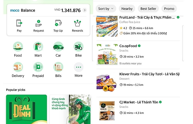 Super apps release grocery delivery to ease social distancing during COVID-19