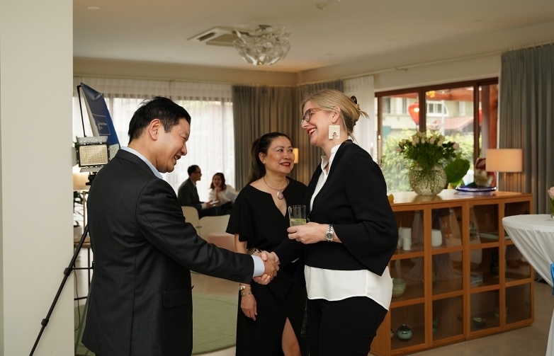 Swedish Green Residence – Powering forward a more sustainable Vietnam