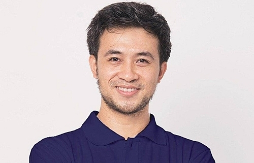 former ceo of ahamove nguyen xuan truong officially enter e wallet momo