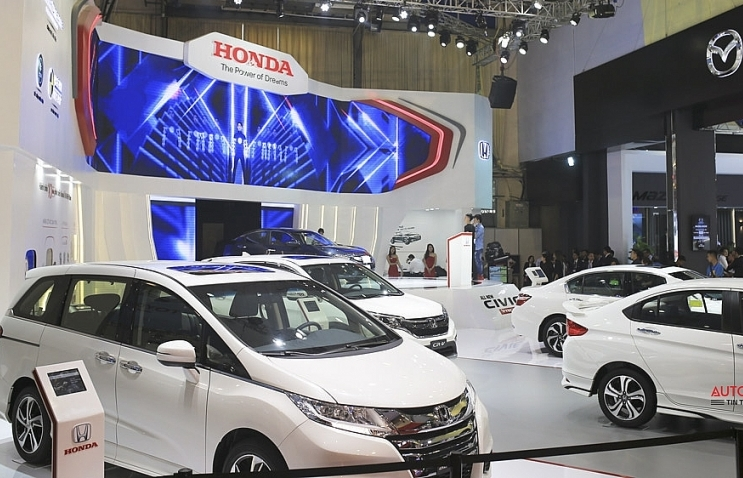 Despite dropping revenue in China, Honda remains strong in Vietnam