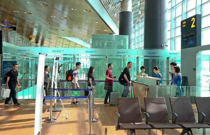Van Don listed in top five airports with quality services