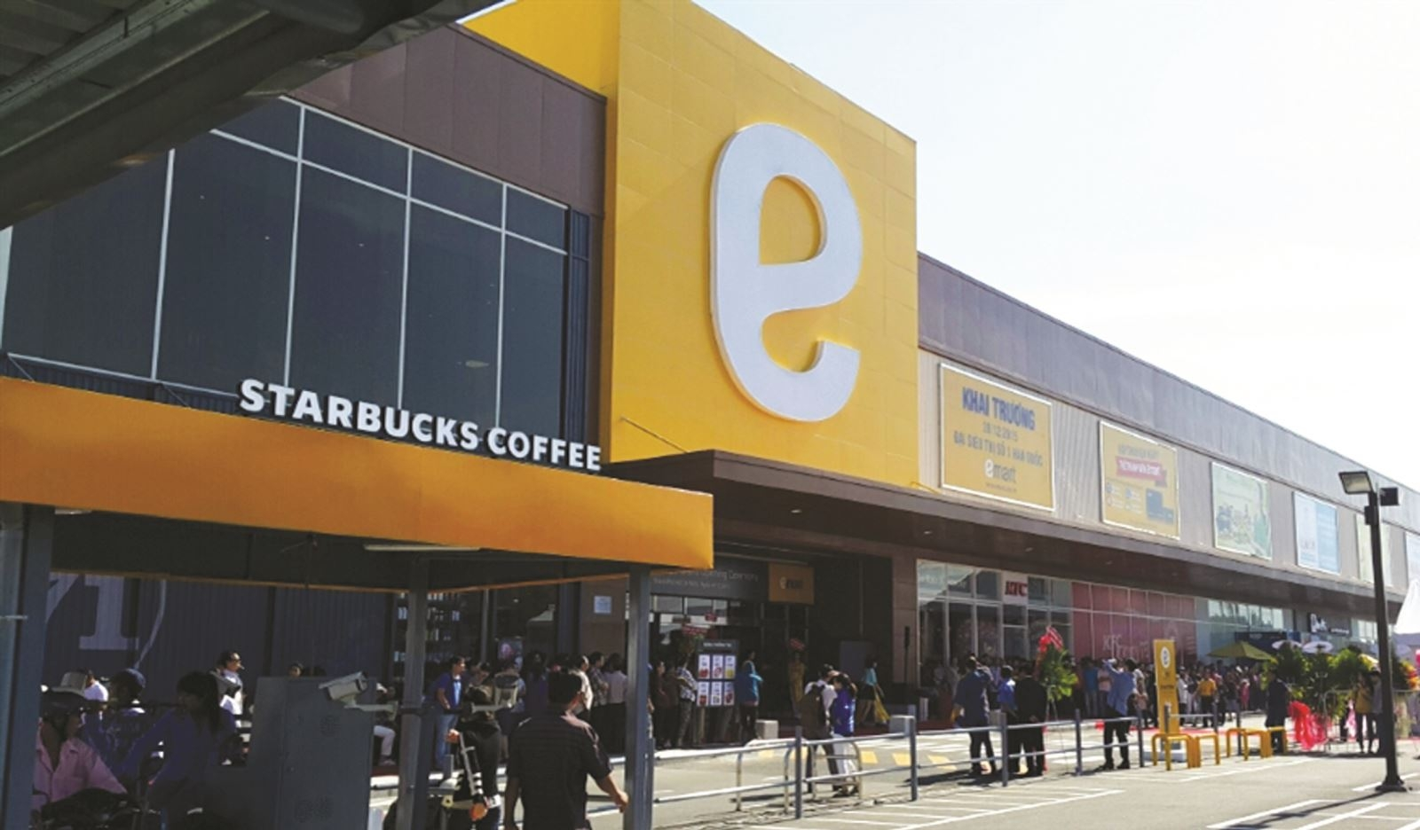 E-mart is quitting the local market to restructure its operations