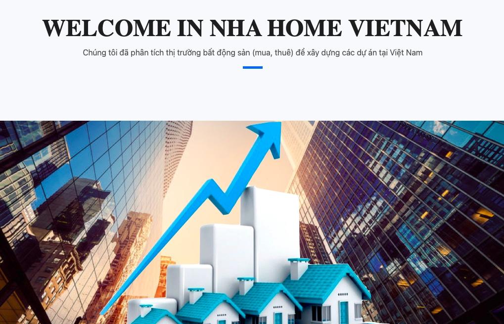 Online real estate databases is booming in Vietnam