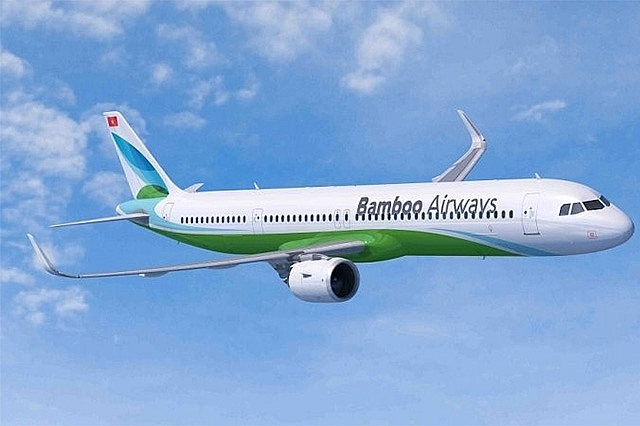 bamboo airways officially granted aviation business license