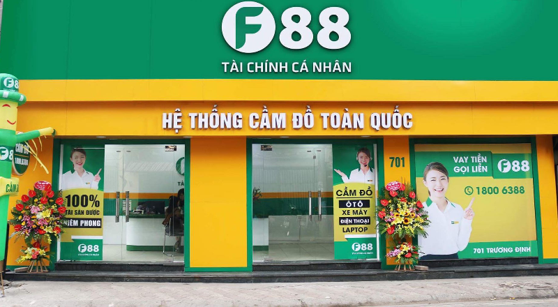 f88 distributes 87 million worth of bonds through three rounds of issuance