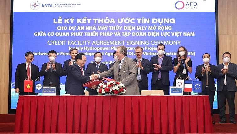France supports extension of Ialy hydropower plan through AFD