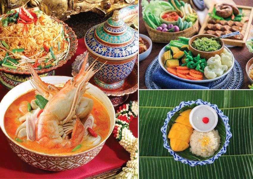enjoy a taste of thailand at hanoi daewoo hotel