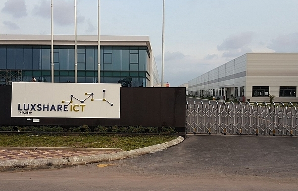 Luxshare to boost employee numbers to begin iPhone manufacturing in Vietnam