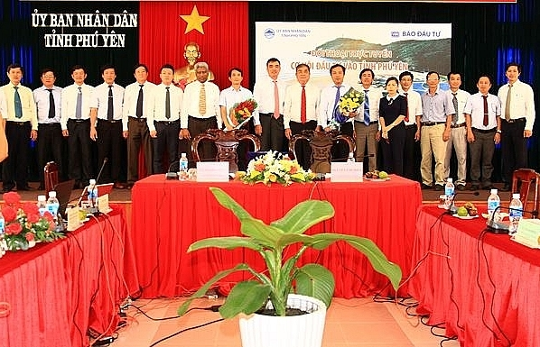 virs web chat opportunities for phu yen investment promotion